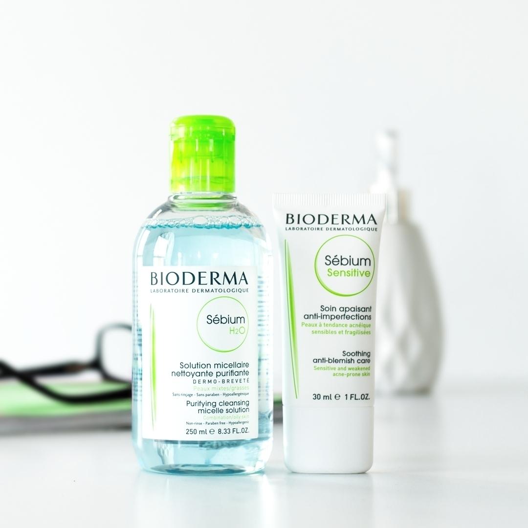 Bioderma貝膚黛瑪 平衡系列
