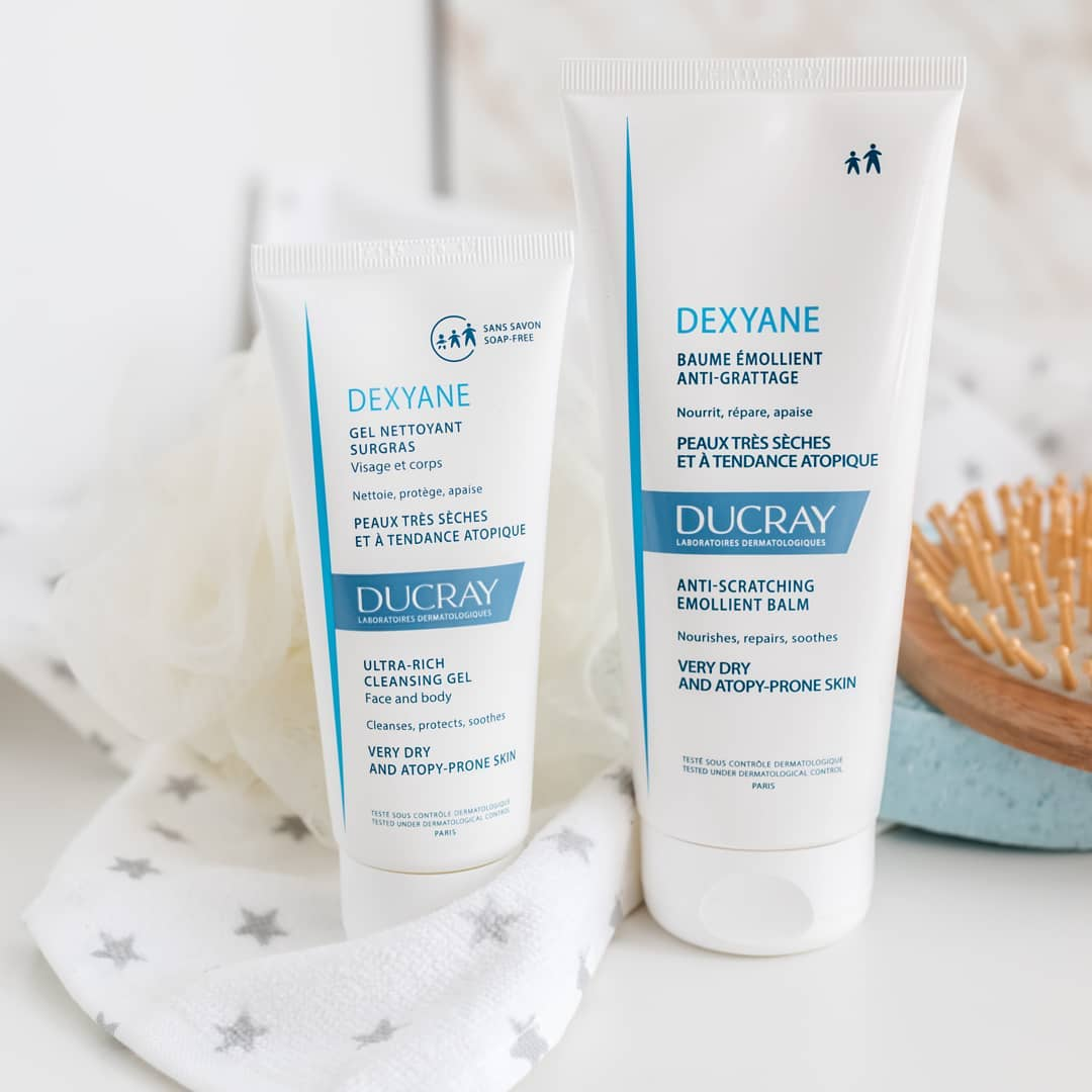 DUCRAY護蕾 淨化毛孔系列