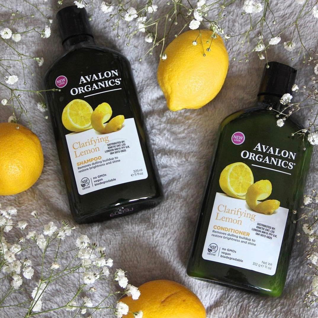 Avalon Organics 美國有機全系列