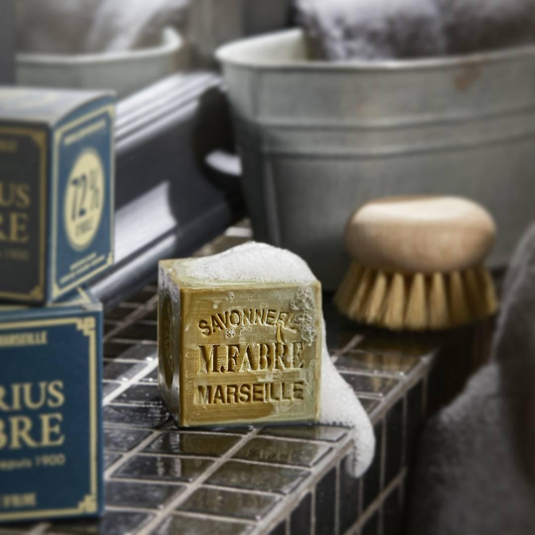 Marius Fabre法鉑馬賽肥皂 經典馬賽皂系列