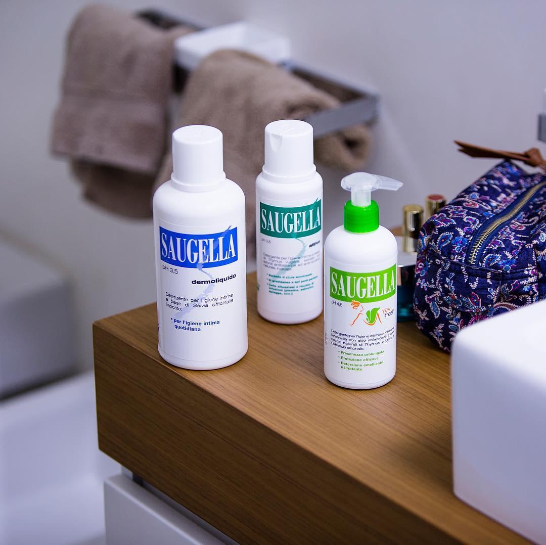 SAUGELLA賽吉兒 私密肌膚頂級保養系列